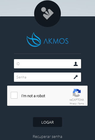 AKMOS - A virtual office site in Portuguese language.