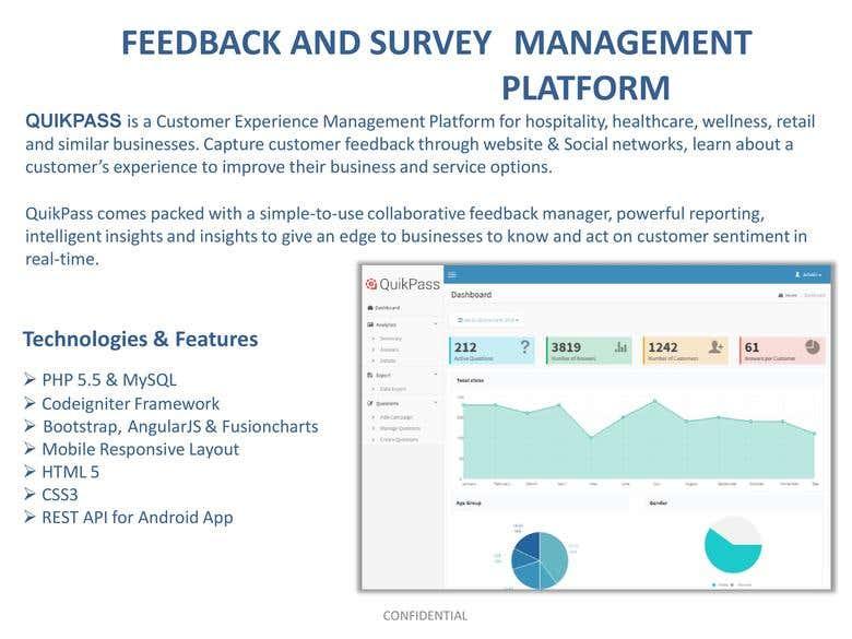 Dashboard, Data Analytics and Visualization | Freelancer