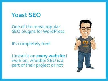 Full On-page optimized with Yoast SEO Plugin!!