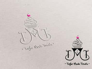 Logo Design Taylor Made Treats