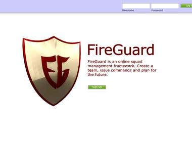 FireGuard Squad Management System