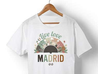 Live Love Madrid