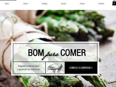 Ecommerce Gourmet