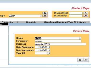 Software para Gestão Administrativa e Comercial