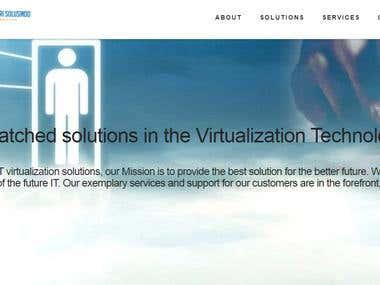 Doscom IT Solutions Website