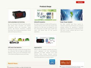 Solar system website