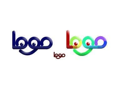 MY typography  logo
