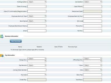 E-Payroll System