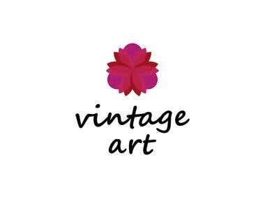 Vintage Art, my logo