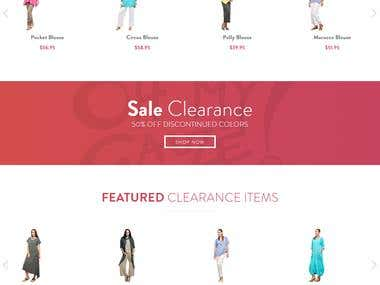 One of the Very Popular Ecommerce Website