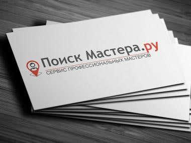 Логотип интернет сервиса