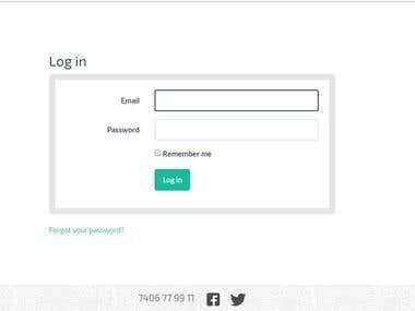 Tenant Management Portal