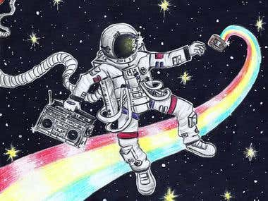Music among the stars