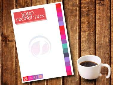 Posters design for Programs and Events