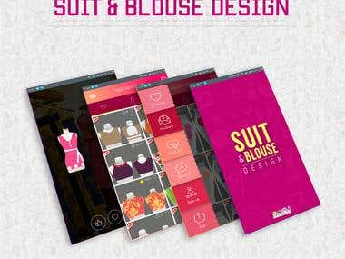 Suit & Blouse Design App