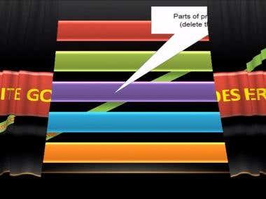 Powerpoint HD Dynamic Sample 1