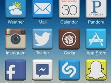 Icons and Themes