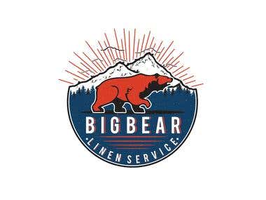 logo contest BIG BEAR