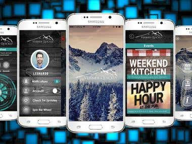 Verbier Quickly Android Application