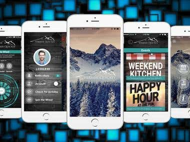 Verbier Quickly IOS Application