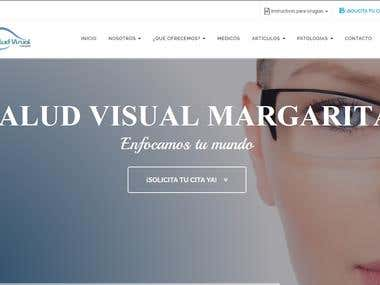 Modern Responsive Website for Ophthalmology + ADVANCED SEO