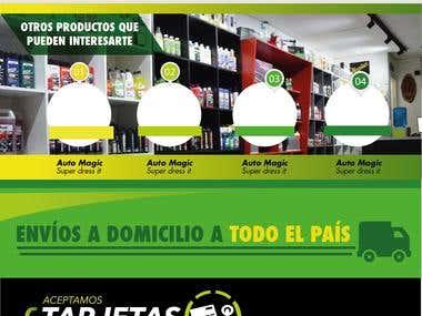 Plantillas Mercado libre