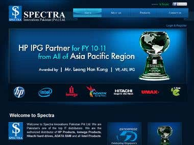 Spectra It Hardware Providing Company