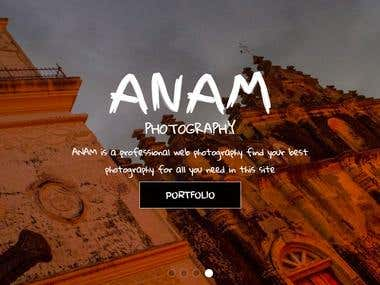 ANAM Photography