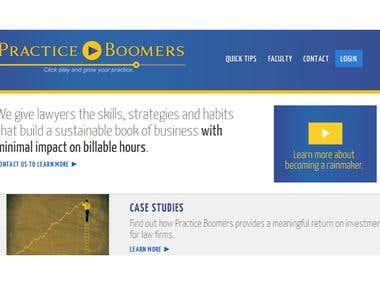 Practice Boomers : https://www.practiceboomers.com/
