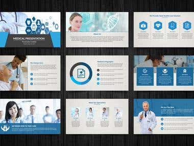 Medical Powerpoint Design