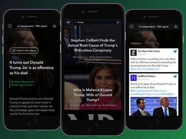 Newsmill App
