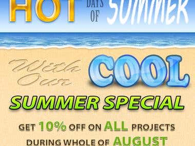 Summer Special 2016 [Expired]