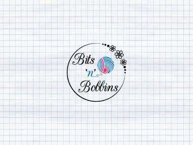 Bits n Bobbins Logo