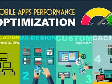 HOW TO MAKE MOBILE APPLICATIONS PERFORMANCE OPTIMIZATION