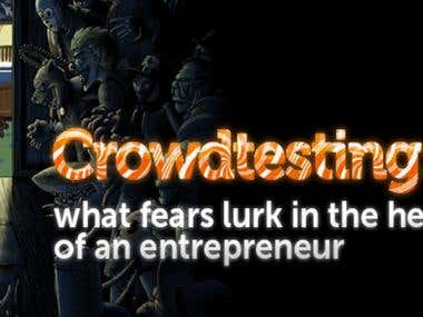 Crowdtesting:what fears lurk in the heart of an entrepreneur
