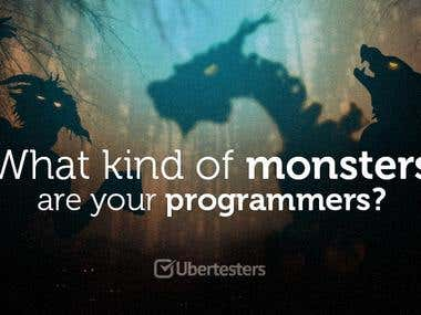 What kind of monsters are your programmers?