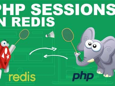 PHP SESSION MANAGEMENT USING REDIS