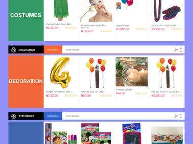 partyshop – It's not a perfect party without us!