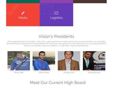 Vision Student Organization