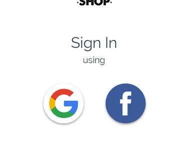 UI - Barber Shop