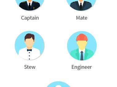 UI - Cruise Crew