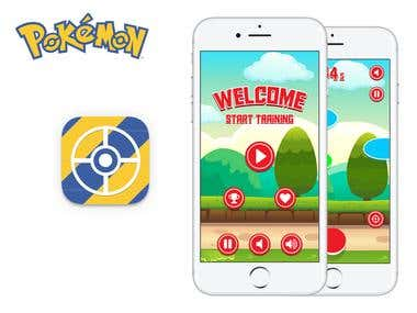 Pokemon Poke Trainer App