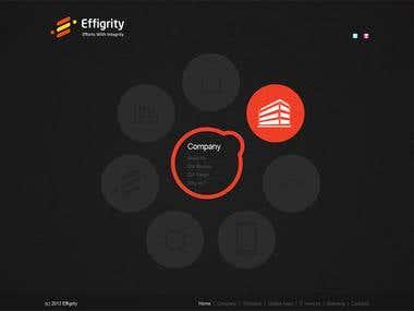Website for Effigrity