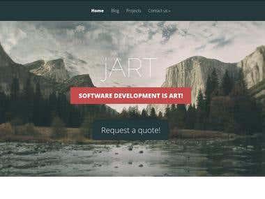 jART website