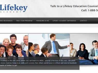 lifekey web
