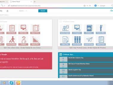 School online portal