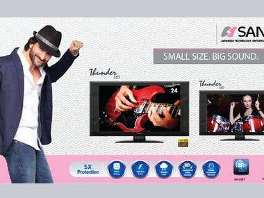 sansui-india.com