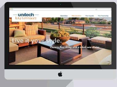 UNITECH IVY TERRACES