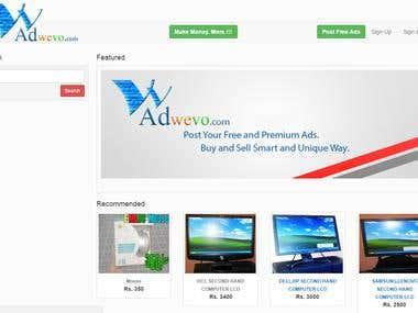 adwevo.net  Buy Smart, Sell Easily and Make Money More.