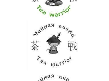 Logo Tea Warrior